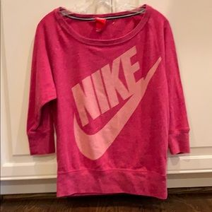 Nike dolman sleeve sweatshirt